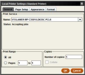 Printing in Sierra | IFLS Library System